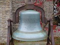 Image for Bell Donated to St. John's Church - Phelps, NY