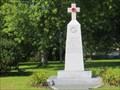 Image for Cénotaphe de Nicolet – Nicolet Cenotaph – Nicolet, Québec