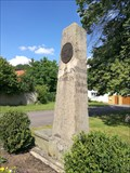 Image for Preussischer Obelisk Zschortau, Germany, SN