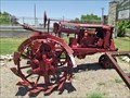 Image for McCormick - Deering  Farmall Model F-20 - Boerne, TX