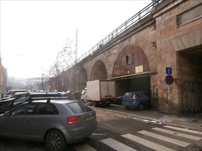 Negrelliho viadukt - Praha