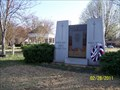 Image for Veterans Memorial - Red Bay, AL