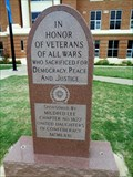 Image for Sayre Veterans Memorial - Sayre, Oklahoma, USA.