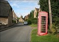 Image for Combrook phone box, Warwickshire, UK
