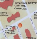 Image for Downtown Map (State Capital) - Cheyenne, WY