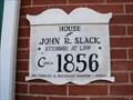 Image for John R. Slack House - Mount Holly, NJ