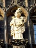 Image for Svatý Zikmund - Staromestská mostecká vež, Praha, Czech republic