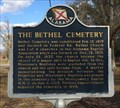 Image for The Bethel Cemetery - Pintlala, AL