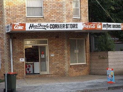 Corner Wilson Parade, and The Ave, Heathcote, NSW