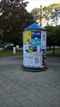 Image for Advertising column Park U Nádraží, Frýdek-Místek, Czech Republic
