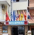 Image for Flags at Hotel Republika - Sarandë - Albania