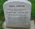 Image for Edna St. Vincent Millay - Paul Smith Memorial - Charlemont, Dublin, IE