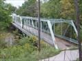 Image for Venango Veterans Memorial Bridge; also known as Gravel Run Road Bridge, Venango, PA.