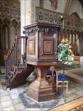 Image for Pulpit - St Mary - Attleborough, Norfolk