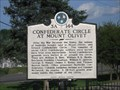 Image for Confederate Circle at Mount Olivet - 3 A 144