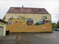 Image for Mural on Wilhem-Baum-Halle - Feucht, BY, Germany