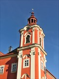 Image for Chateau Clock - Detenice, Czech Republic