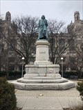 Image for Carl Linneaus Statue - Chicago, IL