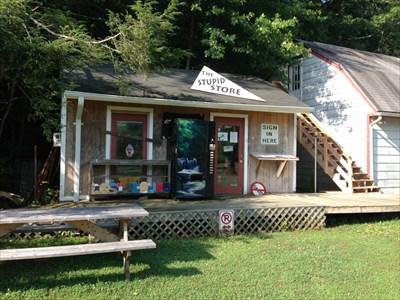 The Stupid Store, Spotsylvania, Virginia