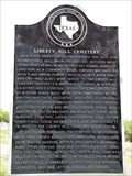 Image for Liberty Hill Cemetery
