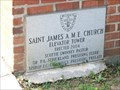 Image for St. James AME Church Time Capsule - Columbus, Georgia