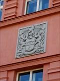 Image for Velký znak hlavního mesta Prahy - Nusle, Praha, CZ
