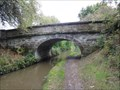 Image for Stone Bridge 84 Over The Macclesfield Canal - Scholar Green, UK