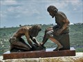 Image for Jesus Christ and Simon Peter - Kerrville, TX