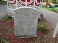 Image for Mount Pleasant World Wars I and II Memorial - Mount Pleasant, Ohio