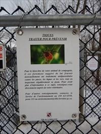 information on tick prevention