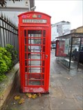 Image for Red Telephone Box - Commercial Street, London, UK