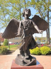 Angel of Hope, Middletown, OH