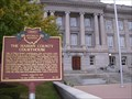 Image for The Hardin County Courthouse :  Marker #13-33