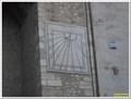 Image for Cadran solaire de la porte d'Aiguière - Riez, Paca, France