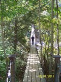 Image for Cane Creek Suspension Bridge - Fall Creek Falls State Park, TN