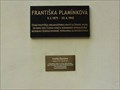 Image for Frantiska Plaminkova, Prague, Czech Republic