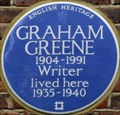 Image for Graham Greene - Clapham Common North Side, London, UK