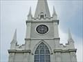 Image for Centre Street Congregational Church Clock - Machias, ME