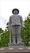 Image for Woodstock Cenotaph - Woodstock, NB