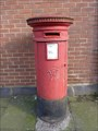 Image for Victorian Pillar Box, Liverpool Road  - Stoke, Stoke-on-Trent, Staffordshire.