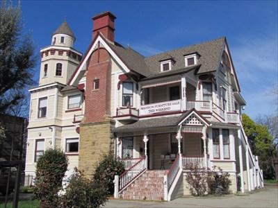 Maynard Mansion, San Jose, CA