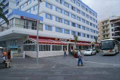 Mcdonalds at puerto de la cruz tenerife spain mcdonald 39 s restaurants on - Mcdonald s puerto de la cruz ...