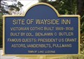 Image for Site of Wayside Inn - Lake Luzerne, New York