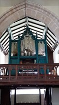 Image for Church Organ - St Andrew - Wroxeter, Shropshire