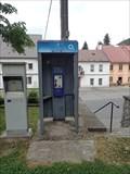Image for Telefonni automat, Rejstejn