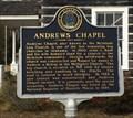Image for Andrews Chapel - McIntosh, AL
