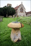 Image for Saint Peters Church Sundial (new), Binton, Warwickshire, UK