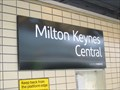 Image for Milton Keynes Central - Milton Keynes, Buckinghamshire, UK
