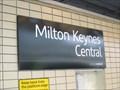 Image for Milton Keynes Central - Milton Keynes, Buckinghamshire, UK