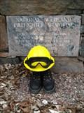 Image for National Wildland Firefighter Memorial: Smokejumper Center - Missoula MT